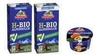 Bio-Produktneuheiten - Molkerei Berchtesgadener Land