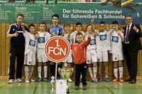 1. FC Nürnberg verteidigt seinen Titel im Merkle-Cup 2014!