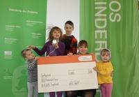 SOS-Kinderdorf Gera freut sich über Strompatenschaft