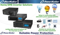 PowerWalker Inverter with integrated charger