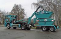 Gergen Kipper und Fahrzeugbau GmbH auf der IFAT 2014