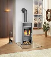 ORANIER Heiztechnik: Stahl, Keramik und Naturstein - Der passende Rahmen für das prasselnde Kaminfeuer