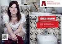 """Gründung der gemeinnützigen Initiative """"Rote Hose - Darmkrebsvorsorge nicht erst ab 50"""""""