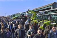 Drei Tage Sonnenschein und zahlreiche Besucher bei der 48. Heeslinger Landmaschinenschau