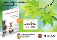 Midas Verlag an der Buchmesse Leipzig / Unsere Frühjahrskollektion 2014