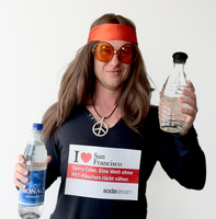 Thank you San Francisco! SodaStream feiert nach Verbot in US-Großstadt Ende der PET-Ära