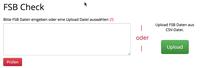 Web App: U2 FSB Check - § 48 b EStG Bauleistungen