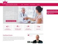 Die Wallenstein Klinik: im neuem Look und auf Video