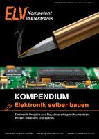 """""""Elektronik selber bauen"""": ELV-Kompendium gibt Tipps für Hobbyelektroniker"""