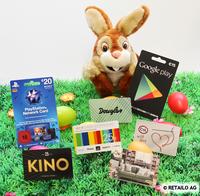 Retailo AG: Geschenkgutscheine machen Lust aufs Osterfest