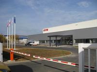 KYB Fahrwerkstechnik eröffnet Pkw-Federn-Werk