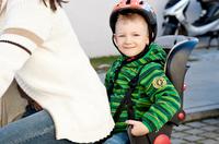 Mit Kindern auf zwei Rädern unterwegs