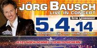 Jörg Bausch in Concert - Total verbauscht - Die Show 2014