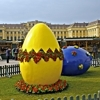 On an easter egg hunt at the K+K hotels europe