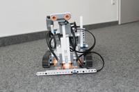 Girls Day 2014: Bei infoteam lernt der Roboter laufen