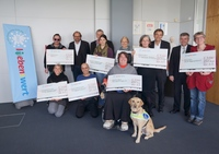 Stiftung PSD L(i)ebensWert vergibt 25.000 Euro an soziale Projekte im Raum Stuttgart
