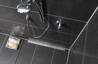 IndorTec FLEX-DRAIN: Gutjahr erweitert Duschrinnensystem