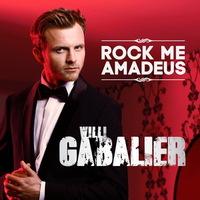 Willi Gabalier - Rock me Amadeus - Neue Hommage Single an zwei große Österreicher