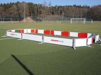SpeedUpSoccer-Court für den TSV Oberpframmern ERHARD SPORT stiftet Court fürs Technik-Training