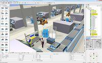 Hannover Messe 2014: Mit dem taraVRbuilder Produktionsstätten planen und visualisieren
