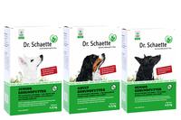 Dr. Schaette - Weizenfreies Hundefutter mit wirksamen Kräutern