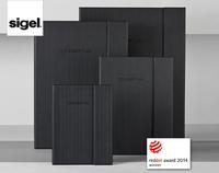 Notizbücher CONCEPTUM® erhalten reddot award 2014