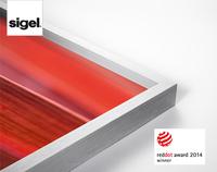 Design-Bilderrahmen gallery mit reddot award 2014 ausgezeichnet