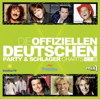 Die Offiziellen Deutschen Party & Schlager Charts - Vol. 2