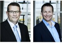 Neuer Chief Commercial Officer und Area Sales Manager DACH