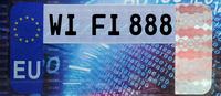 Drittes Kennzeichen für Kraftfahrzeuge aller Art wird eingeführt. Kommt es noch in diesem Jahr?
