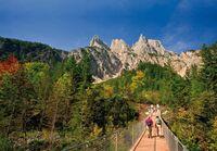 Alpine Pearls: Barrierefrei in den Bergen unterwegs
