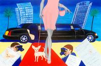 Ausstellung Deutschlands bekanntesten Pop Art Künstlerin.