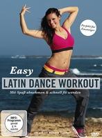 """Jetzt auf DVD: """"Easy Latin Dance Workout"""" von & mit Michaela Süßbauer"""