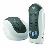 Für das gute Gefühl, immer da zu sein: NUK Babyphone Easy Control 200