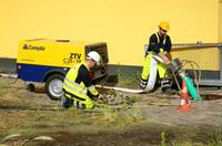 Vakuum und Druckluft für eine effiziente Wertschöpfungskette in der Umwelttechnik