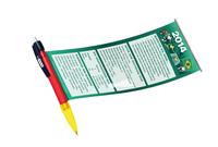 Neuer Banner-Pen Mr. Answer® FAN aktuell zur WM 2014 eingeführt