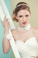 Die neuesten Trends in der Brautmode - bei Meerweibchen Landau