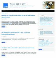 Neues Infoportal zum neuen BEL II - 2014  von Spitta - für Zahntechniker, Praxis- und Labormitarbeiter
