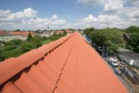 Dächer helfen bei Smog