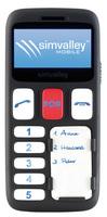 Praktische Hilfe im Alter Senioren-Mobiltelefon inkl. GPS-Ortung als alternatives Hausnotruf-System