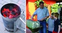 Grillprofi: Grillbriketts im Anzündkamin - Die beste Wahl für den entspannten Grillabend