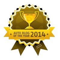 Auto Blog of the Year 2014 - Direct Line kürt zum zweiten Mal die besten Autoblogs