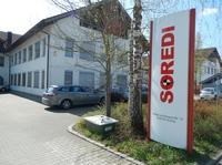 Presseinformation: Wachstumskurs: SOREDI bezieht neue Firmenzentrale