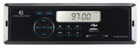 PEARL MP3-Autoradio CAS-215.b mit SD und USB