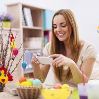 Der Osterhase empfiehlt: Oster-Geschenke via App finden
