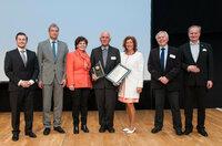 Life Achievement Award für Bernd Schmid