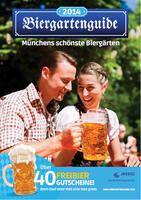Freibier für München: Biergartenguide 2014 lockt in die 43 schönsten Biergärten
