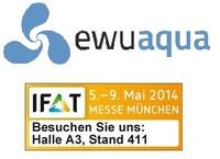 Grauwassernutzung auf der IFAT Entsorga 2014