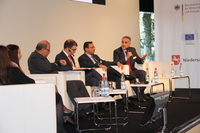 Deutsche Unternehmen besuchten VAE Investitionsforum auf Hannover Messe