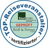 """Karawane Reisen von der tourVERS als """"TOP-Reiseveranstalter"""" ausgezeichnet"""